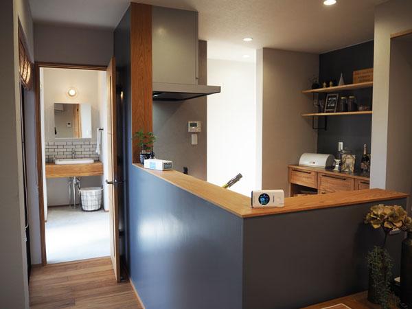 WOOD LIFE 福山の工務店 新築 建売 モデルハウス